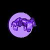 goblin-radier-variant1.stl Download free STL file Goblin Raider (variant) • Model to 3D print, cody5