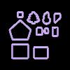 Casa 3d Mod2.STL Download STL file [10% OFF] 3D HOUSE COOKIE CUTTER - CHRISTMAS THEME • 3D print object, Jean_Nascimento