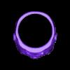 no jaw tarman ring.stl Download free STL file TARMAN RINGS • 3D print template, LittleTup