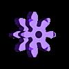 Sat_8_6.stl Télécharger fichier STL gratuit Vernier (Boîte à engrenages planétaires) • Plan pour impression 3D, SiberK