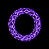 Zortrax_Voronoi_Bracelet.stl Download free STL file Zortrax Voronoi Bracelet • 3D printer object, Zortrax