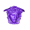 20141017_3_MedusaRondanini_LoRes_WallReady_by_CosmoWenman.obj Download free OBJ file The Medusa Rondanini • 3D print template, Ghashgar