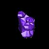 YoshiHandLeft.stl Télécharger fichier STL gratuit Yoshi de Super Mario • Objet pour impression 3D, Runstone