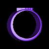blm ring (2).stl Download free STL file black lives matter fist ring • 3D printing design, firewalker75