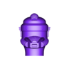 Breen_v2_whole.stl Download free STL file Breen Helmet • 3D printer template, poblocki1982
