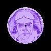 reloj_regreso_al_futuroV3.stl Download free STL file Reloj Regreso al futuro • 3D printable template, 3dlito