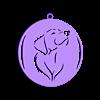 42.stl Download STL file Dogs • 3D printing object, GENNADI3313
