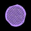 Filtro Comena.stl Download free STL file 0.75mm FILTERS FOR SIDE BREATHING MASKS • Model to 3D print, alonsothander