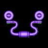 fancy_handle_set.stl Télécharger fichier STL gratuit Ensemble de poignées de fantaisie • Modèle imprimable en 3D, hitchabout
