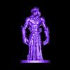 mindflayer.stl Télécharger fichier STL gratuit Le tueur d'esprit • Plan pour impression 3D, kphillsculpting