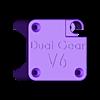 New_X_Endstop.stl Télécharger fichier STL gratuit Ender 3 clone BMG V6 avec des fans de créalité • Design à imprimer en 3D, nightmare670