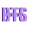 Earphone BTS.stl Télécharger fichier STL gratuit Support d'écouteurs BTS • Design à imprimer en 3D, CheesmondN