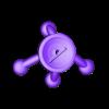 Joypad to joystick.stl Download STL file WASD Joypad+Joystick for keyboards Gaming • 3D printable model, lap88777