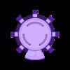 Xeno_Build_01_base.stl Download STL file XENOS BUILDINGS • 3D printing model, Txarli_Factory