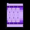 TAIMBAL2 DED (3).stl Télécharger fichier OBJ gratuit jeu de base de la quarantaine YOX • Design à imprimer en 3D, ronaldocc13