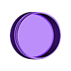 Base.stl Download free STL file Modular snack pot, trinket box • 3D printer model, CheesmondN