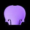 2-front-b.stl Download free STL file Violin • 3D print design, jteix