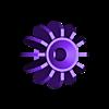 Turbine_01.stl Download free STL file Miniature spining turbine • 3D printing design, leFabShop