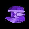 03.Rear.stl Download STL file Anubis • 3D print template, sergusy