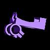 hulaHoopMount.stl Download free STL file RuncamHD mount for hula hoop (and other bar type things) • 3D printing model, Thomllama