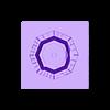 Font.stl Download free STL file Anniversay Font • 3D print object, amadorcin