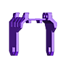 23_Drag_Body12_Back_GREY.stl Download STL file ARTICULATED DRAGONLORD (not Dragonzord) - NO SUPPORT • 3D printer model, Toymakr3D