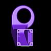 Artillery_X1_Genius_4010_Replace_Duct.stl Télécharger fichier STL gratuit Fichiers d'imprimante 3D Artillery X1 Genius Extruder Fan Replacement 4010 Mount Duct • Modèle pour imprimante 3D, mcp32