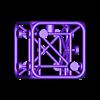 Dice_01.STL Download free STL file Dice skeleton 3d • 3D printing object, gg3d66