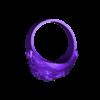 Tarman  ringback  skull.stl Download free STL file TARMAN RINGS • 3D print template, LittleTup