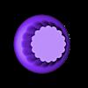 Hemisphere_Bowl_20a.STL Télécharger fichier STL gratuit Hemisphere Bowl 20 • Modèle pour impression 3D, David_Mussaffi