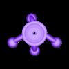 Joypad.stl Download STL file WASD Joypad+Joystick for keyboards Gaming • 3D printable model, lap88777