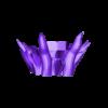 Red_Dragon_Updated_Frills.stl Télécharger fichier STL gratuit Dragon • Plan à imprimer en 3D, JEJE817