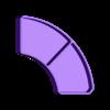 esun_divider_third_heigh_1.stl Download free STL file Spool Drawer Divider V2 • 3D printer model, jimjax