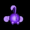 MagFishRound_body_disc.STL Télécharger fichier STL gratuit Poisson magnétique rond • Design pour imprimante 3D, Cerragh