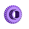 MercuryGearOut28T.stl Télécharger fichier SCAD gratuit Planétarium mécanique • Plan pour impression 3D, Zippityboomba