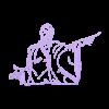 LVoldemort.stl Descargar archivo STL Harry P. Vs Voldemort Part1 • Modelo para la impresora 3D, miguelonmex
