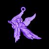 Baby angel pendant  jewelry.obj Download free OBJ file Baby angel pendant  jewelry • 3D print design, Cadagency