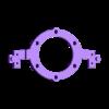 amg_plate.stl Télécharger fichier STL gratuit Roue de course AMG GT3 DIY • Objet imprimable en 3D, Aliasze13