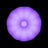 Jack-O-Lantern_Lid.stl Download STL file Jack-O'-Lantern • Design to 3D print, abbymath