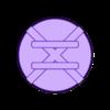 MILLENNIUM-FAUCON-ARME.STL Télécharger fichier STL FAUCON MILLENNIUM • Design imprimable en 3D, PLP