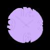 OBJ.obj Télécharger fichier OBJ gratuit HORLOGE MURALE DÉCORATIVE - 13 • Design pour impression 3D, mojtabaheirani