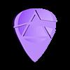 PinkFloydGuitarPick.stl Download free STL file GuitarPicks(part2) • 3D printer object, Digitang3D