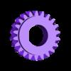 MarsIdlerOut22T.stl Télécharger fichier SCAD gratuit Planétarium mécanique • Plan pour impression 3D, Zippityboomba