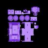 toy tank 3d print.stl Download free OBJ file toy tank 3d print • 3D printing model, SanderDesign