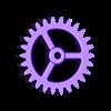 gearSat_26.stl Télécharger fichier STL gratuit Filière électrifiée. • Modèle à imprimer en 3D, SiberK