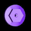 NutWasher.stl Download free STL file Motorcycle Wheel Clock • Template to 3D print, DraftingJake