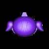 Blue Nana - Head.stl Télécharger fichier STL Super Nana Totem • Design imprimable en 3D, BODY3D