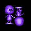 jay_split.stl Download free STL file Jay - Animal Crossing • 3D printing design, skelei