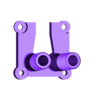 dualBowden_bananajoe.stl Télécharger fichier STL gratuit Double partie de la mise à niveau de Bowden • Design à imprimer en 3D, yttrium