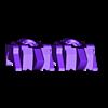 66_Drag_Leg16_Foot_GREY.stl Download STL file ARTICULATED DRAGONLORD (not Dragonzord) - NO SUPPORT • 3D printer model, Toymakr3D